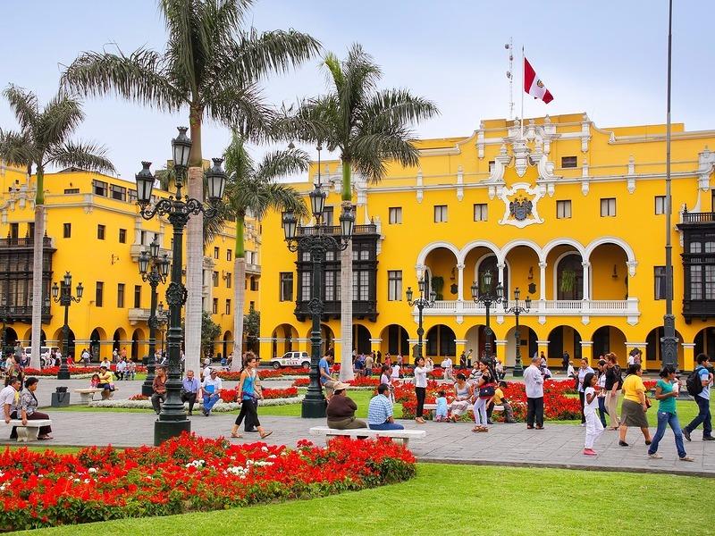Llega a chile misión comercial de empresas peruanas